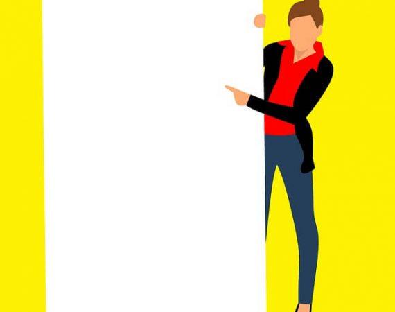 zasady projektowania plakatów - tło