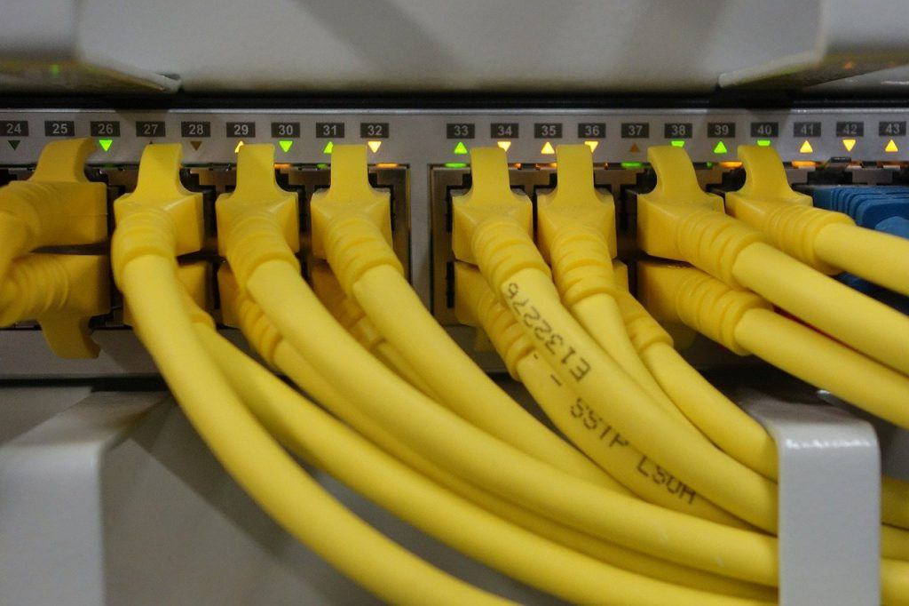 Kable ethernet